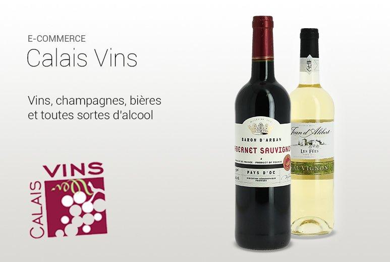 Calais vins