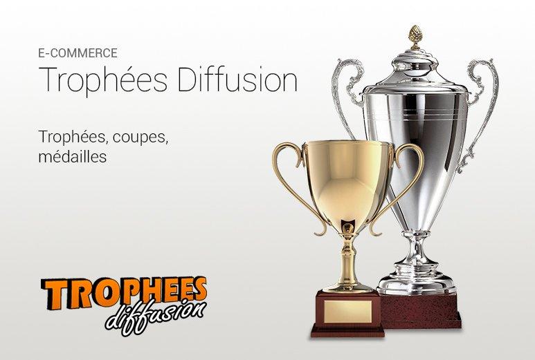 Trophées diffusion